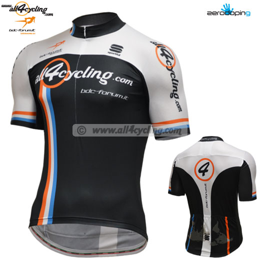 Maillot Ciclismo Bodyfit Race All4cycling Bdc Forum Team 14