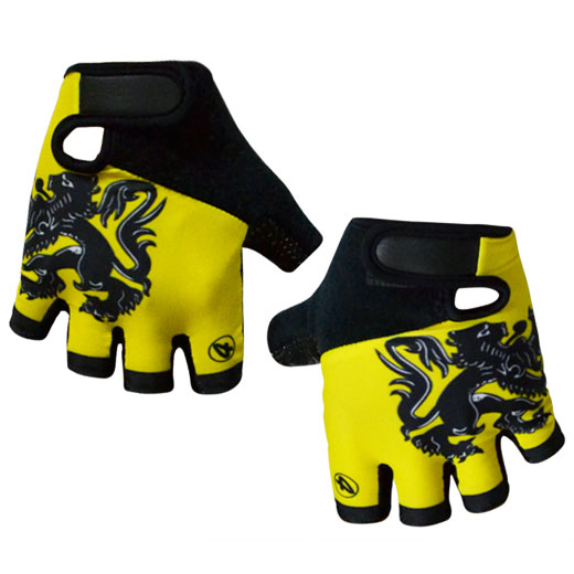 Equipo profesional Guantes All4cycling Bdc Forum Team Fiandre