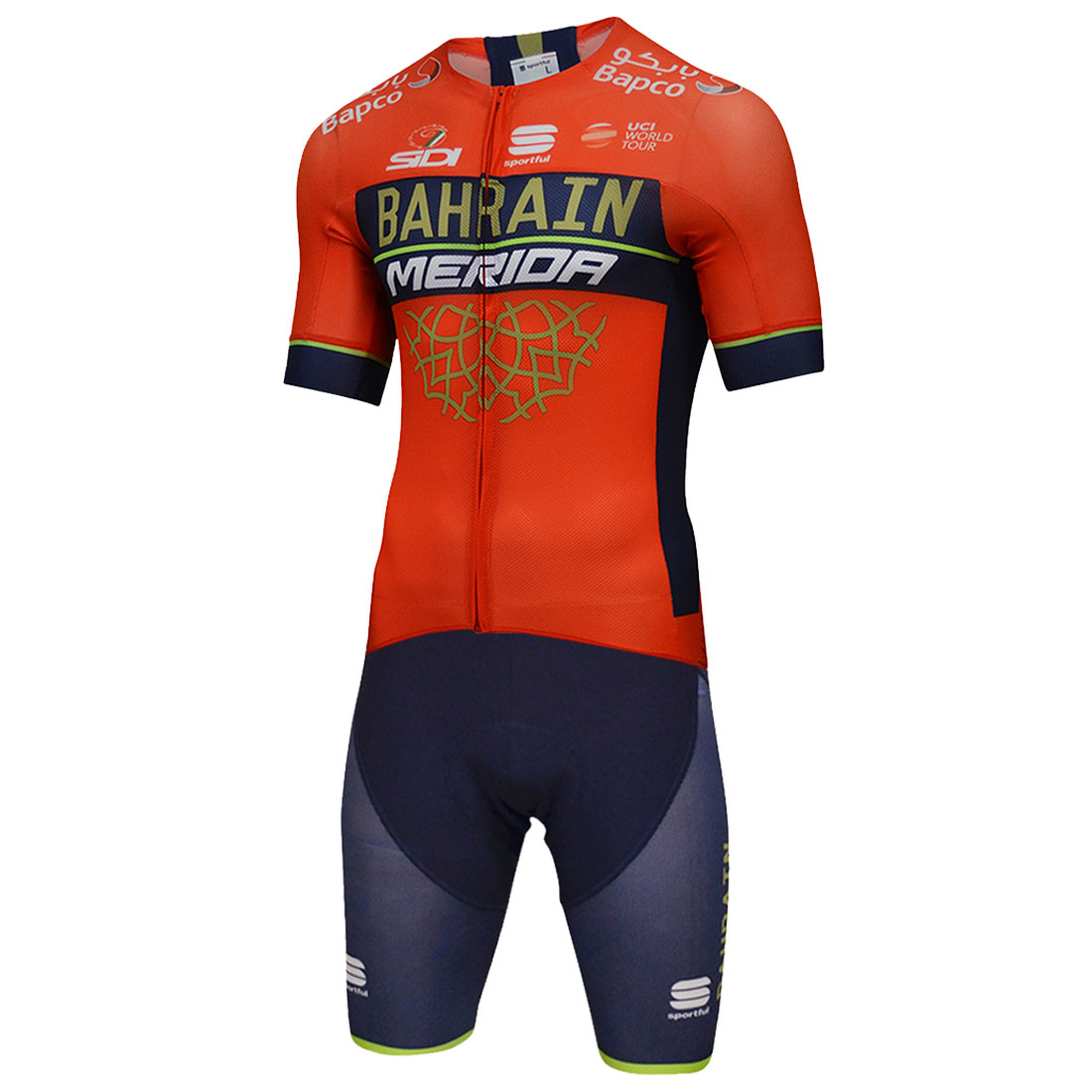 2018 Conjunto Pro Light Bahrain Merida