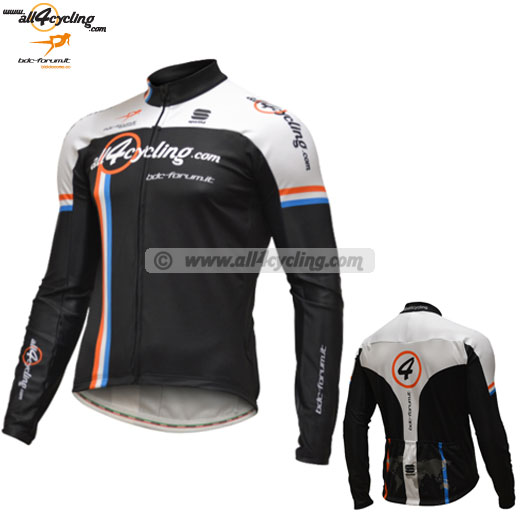 Maillot Ciclismo M/L Bodyfit All4cycling Bdc Forum Team 14