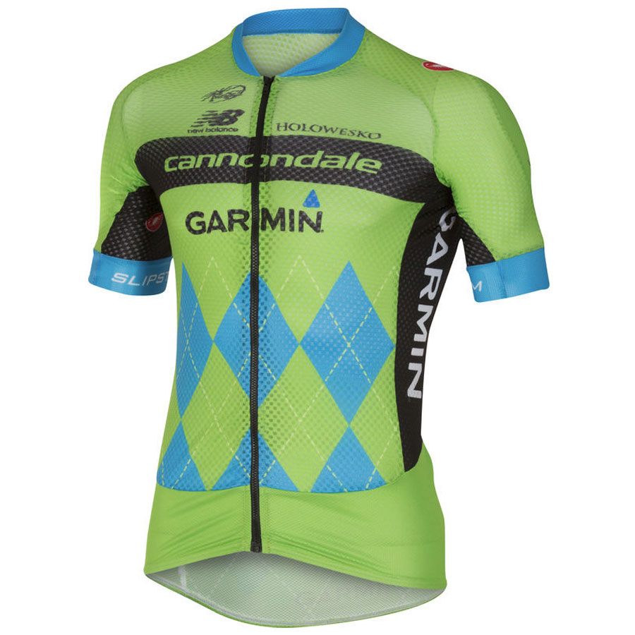 2015 Maillot Cannondale Garmin Climber's TDF