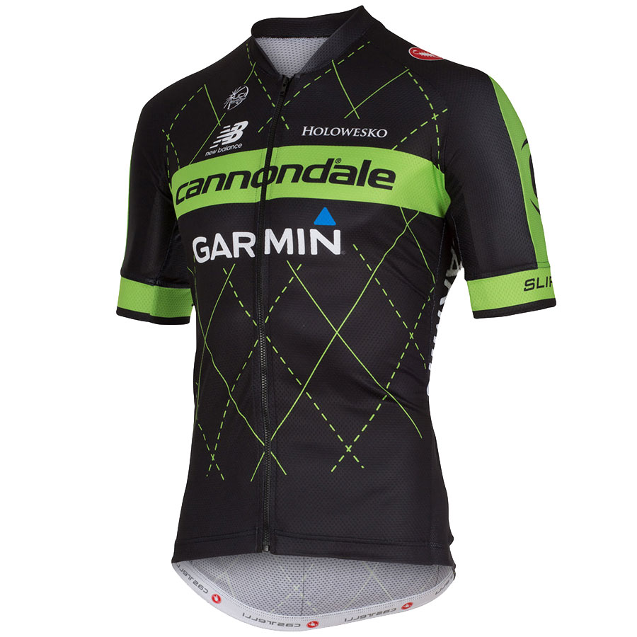 2015 Maillot Cannondale Garmin Team