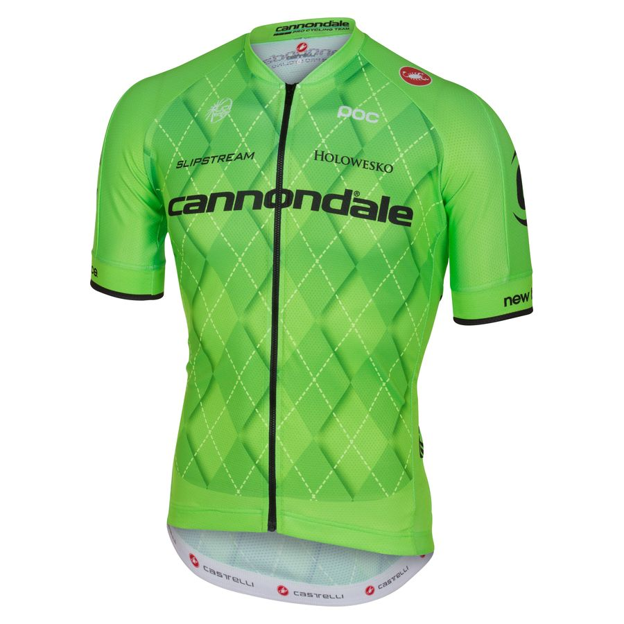 2016 Maillot Cannondale Team 2.0