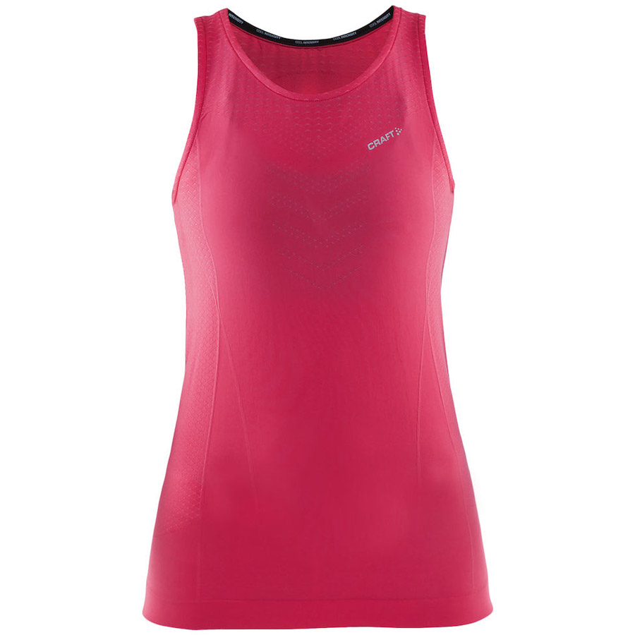Mujer Top Craft Cool Intensity Rosa
