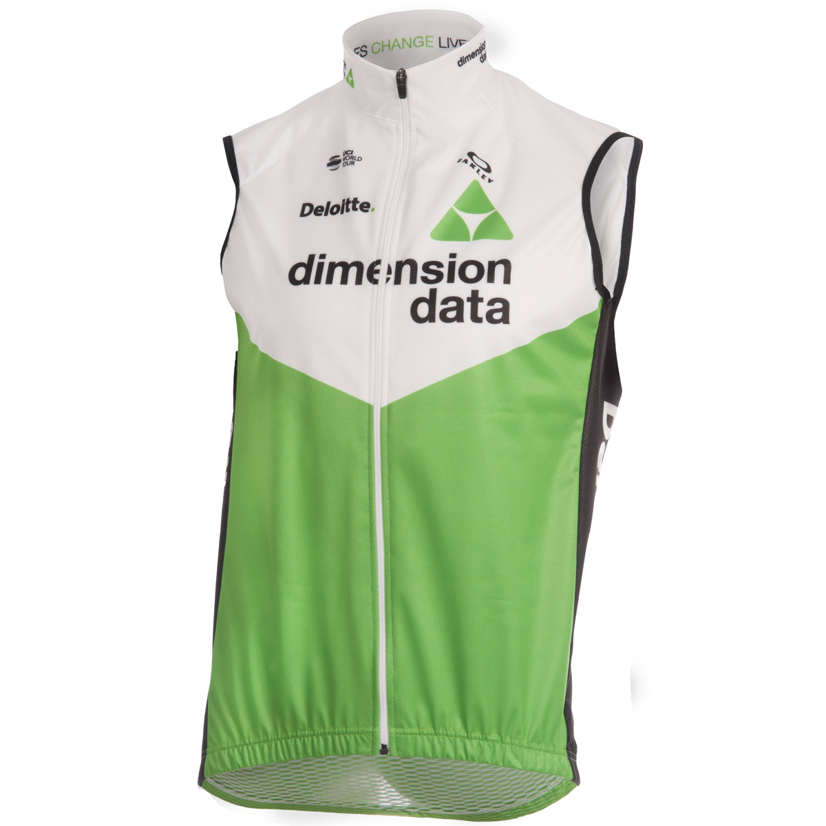2018 Chaleco Performance Fit Windblock Dimension Data