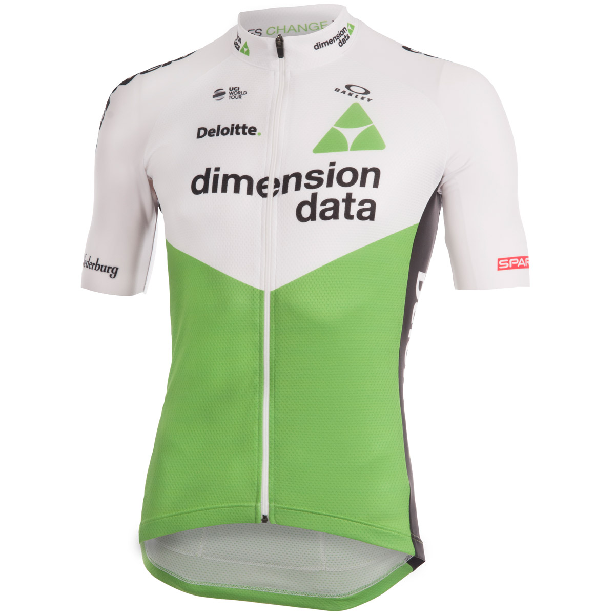 2018 Maillot Performance Dimension Data