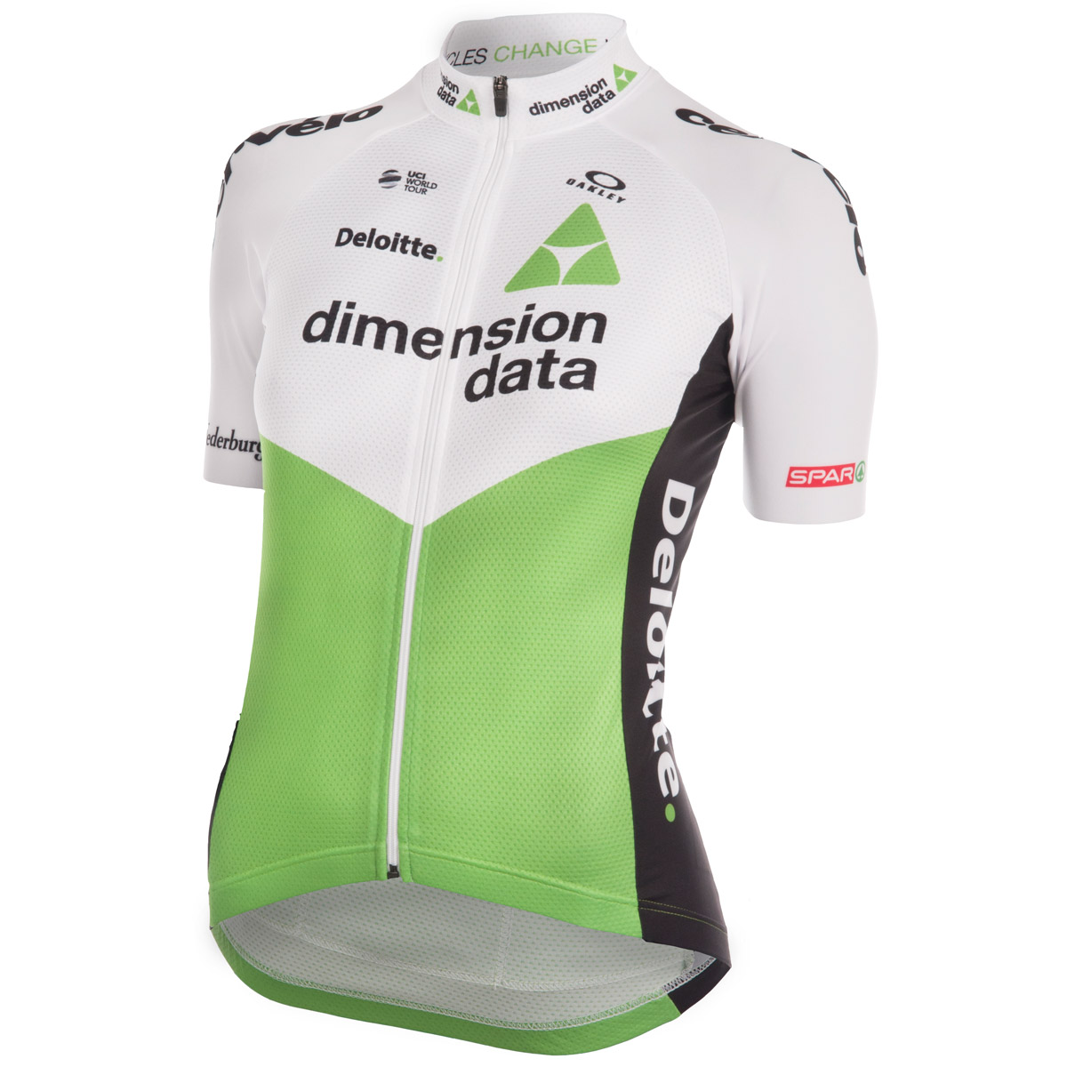 2018 Maillot mujer Performance Dimension Data