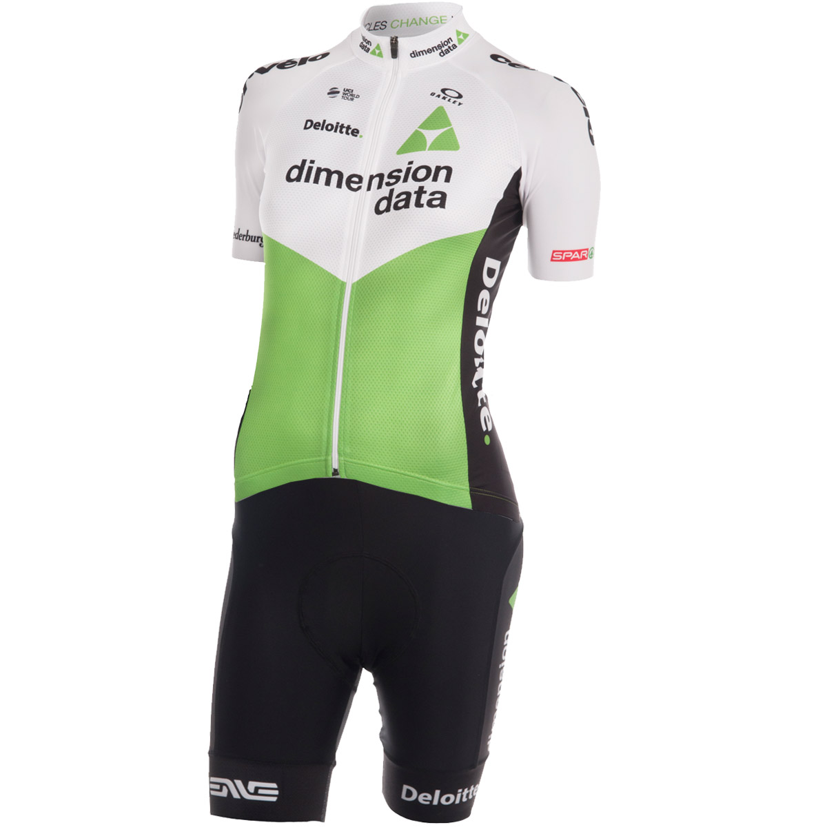 2018 Conjunto mujer Performance Dimension Data