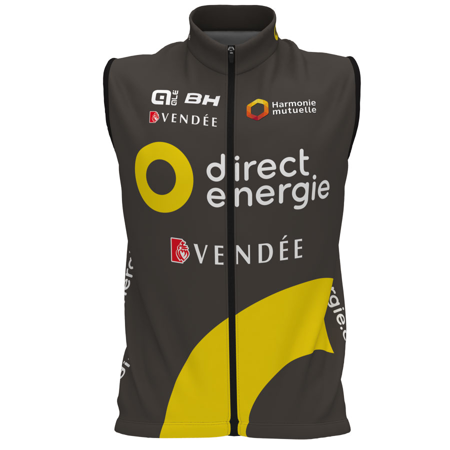 2017 Chaleco windtex Direct Energie