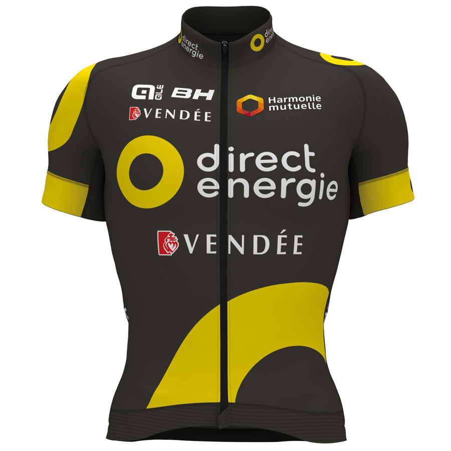 2017 Maillot Direct Energie PRR
