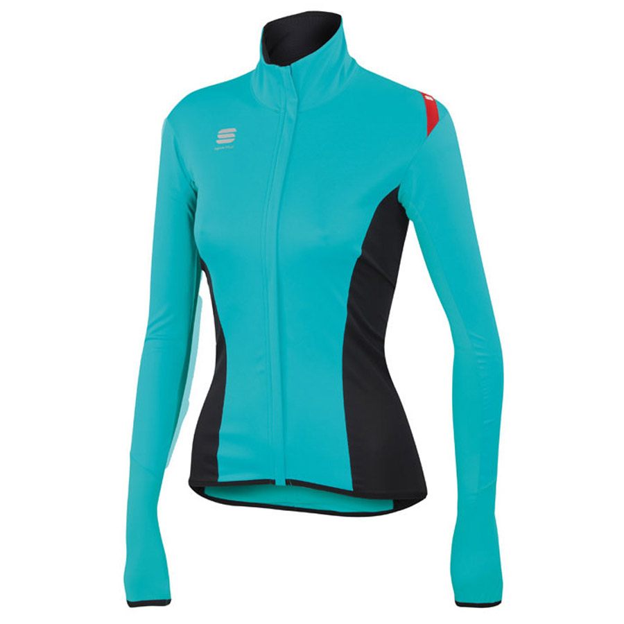 Mujer Fiandre Light Norain Top Sportful Turquesa