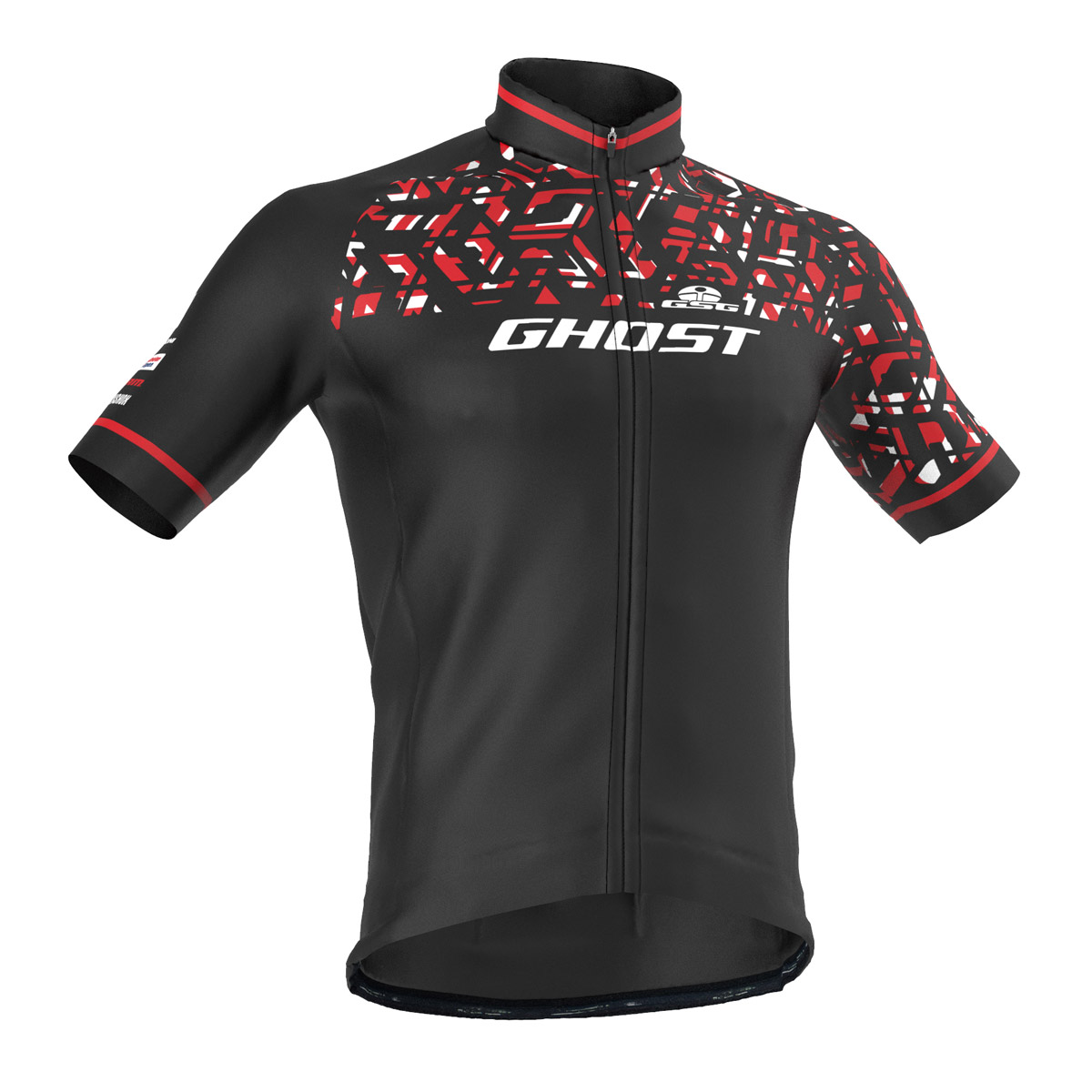 2018 Maillot Ghost Factory racing