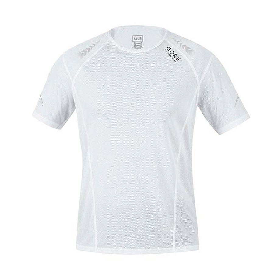 Maillot Hombre M/C Gore Mythos 4.0 Blanco