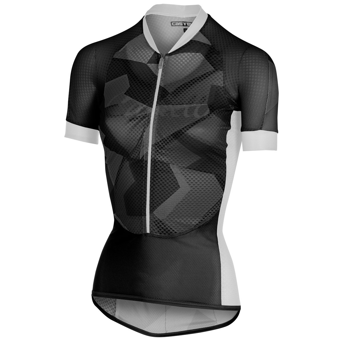 Maillot Ciclismo mujer Castelli Climber's Negro
