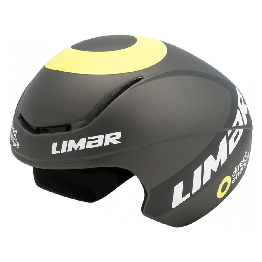 Equipo profesional Casco Limar Speed King Superlight Direct Energie