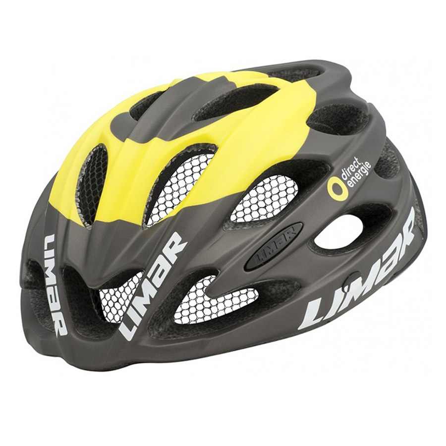 Equipo profesional Casco Limar Ultralight + Direct Energie