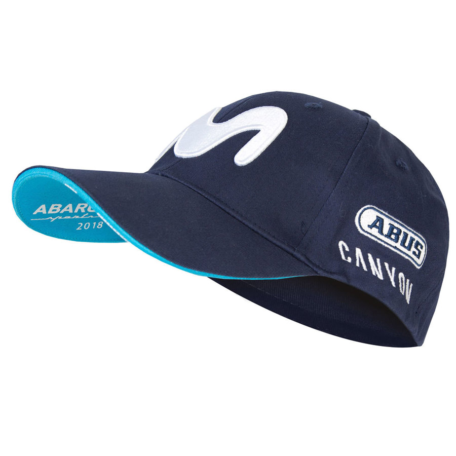 2018 Gorra Podium Movistar