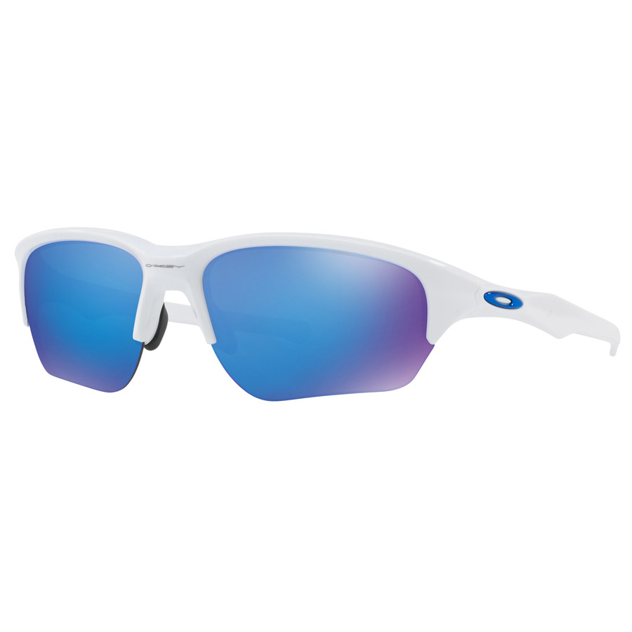 Baratas Gafas Oakley Flak Beta Polished White Sapphire Iridium