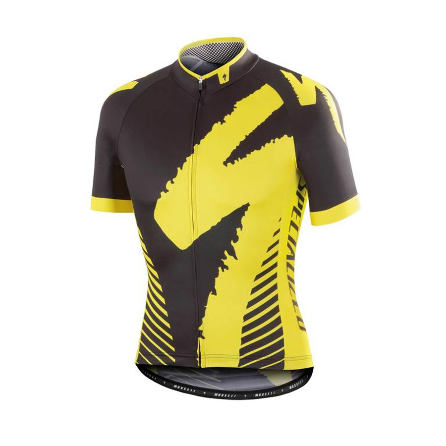 Maillot Specialized Comp Racing Amarillo Ninos