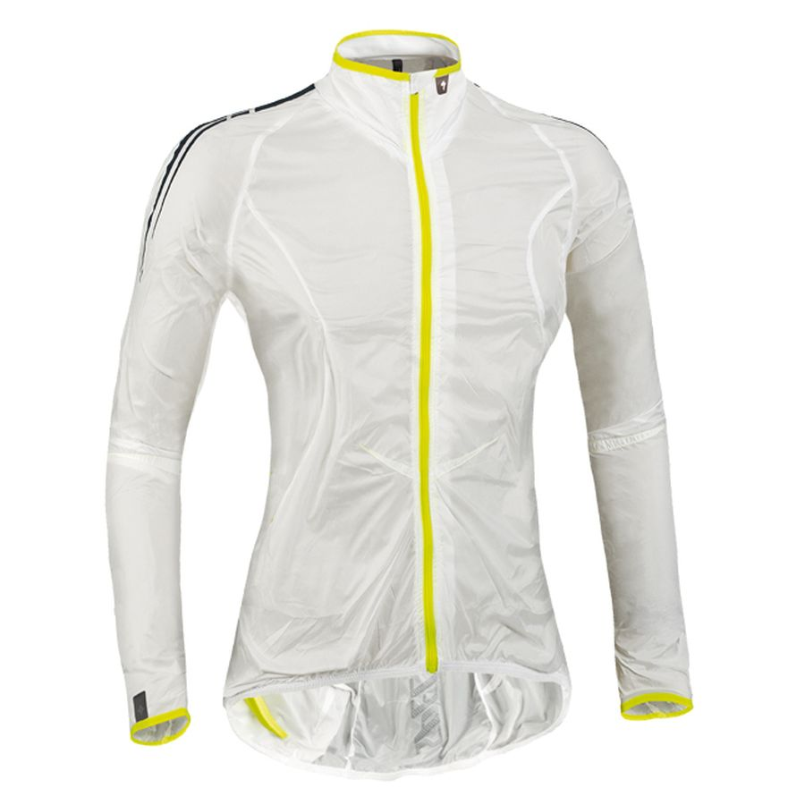 Mujer Chaqueta Specialized Deflect Comp Blanco
