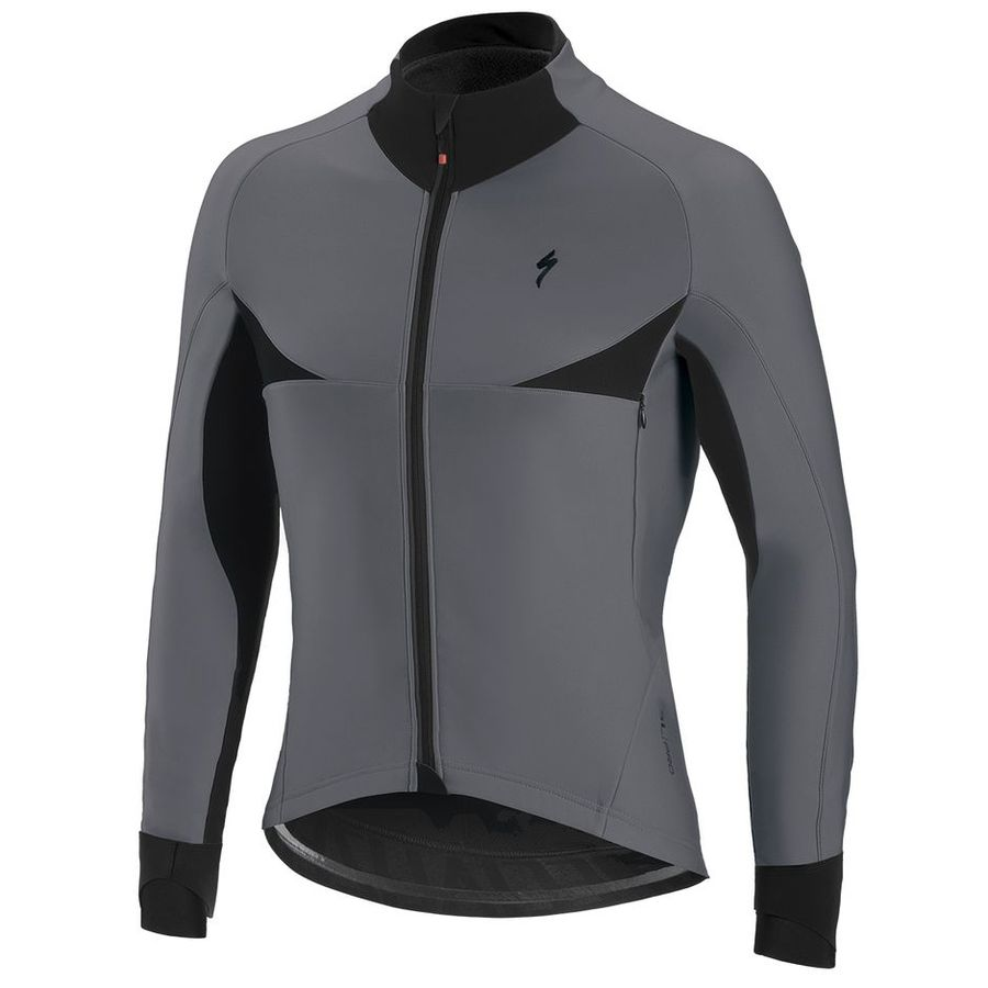 Hombre Chaqueta Specialized Element SL Pro Gris