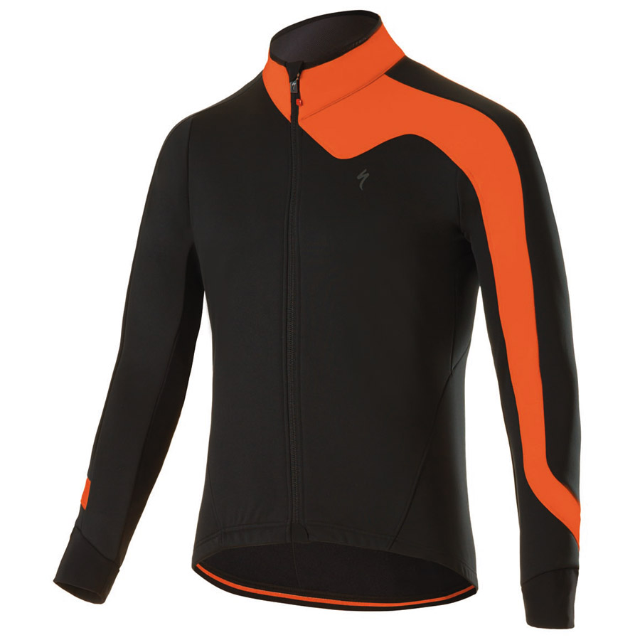 Hombre Chaqueta Specialized Element RBX Comp 16 Naranja