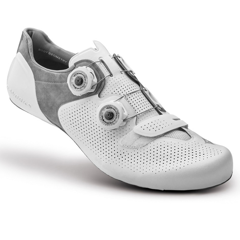 Zapatos de Mujer Specialized S-Works 6 Road Blanco