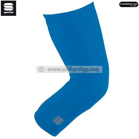Hombre Rodilleras Sportful ThermoDrytex Royal