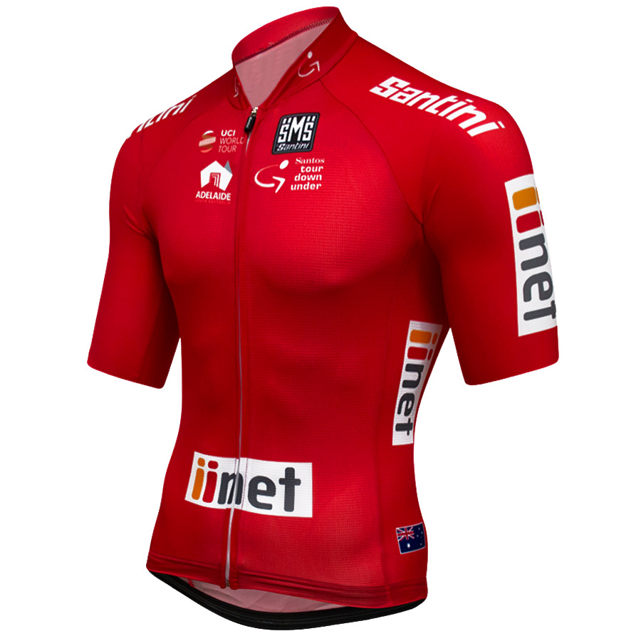 2017 Maillot Rojo Tour Down Under