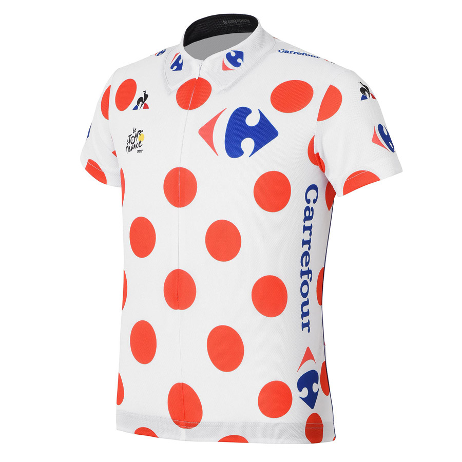 2017 Jersey Nino Lunares Replica Tour de France