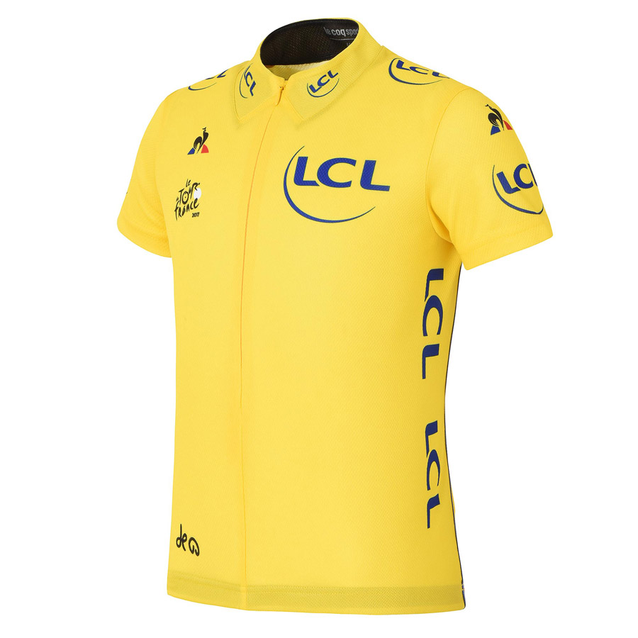 2017 Jersey Nino Amarillo Replica Tour de France