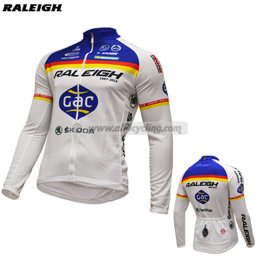 2012 Maillot M/L Raleigh