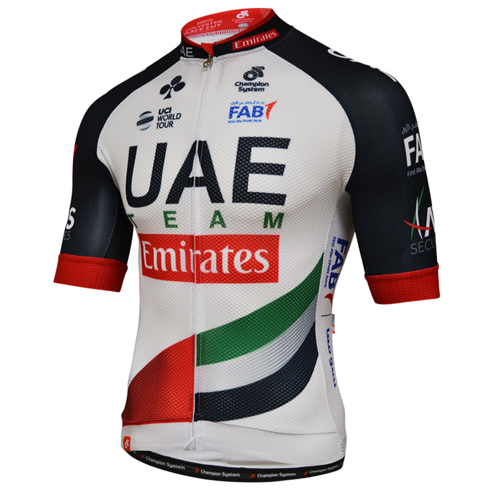 2018 Maillot UAE Summer