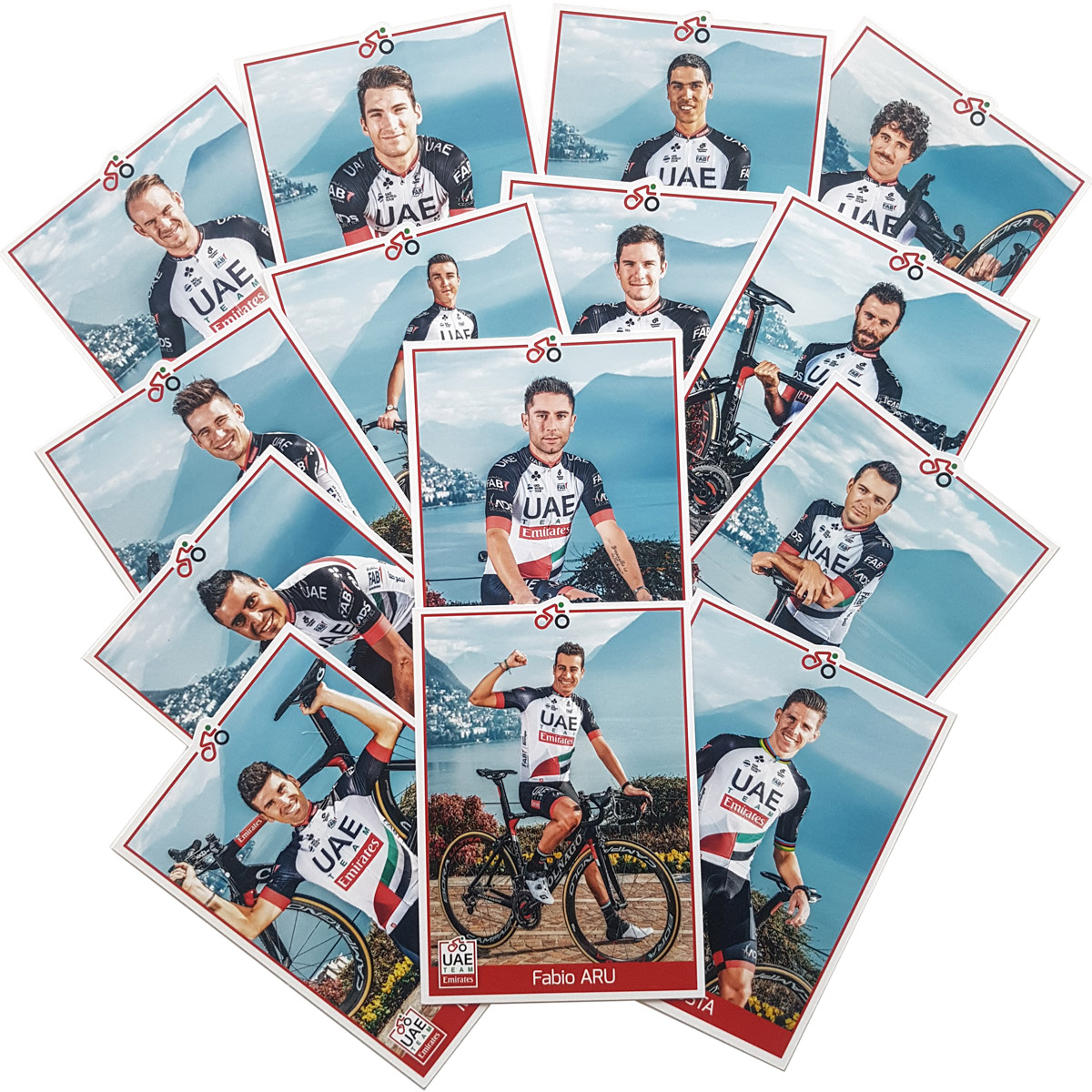 2018 Postal UAE Team Emirates