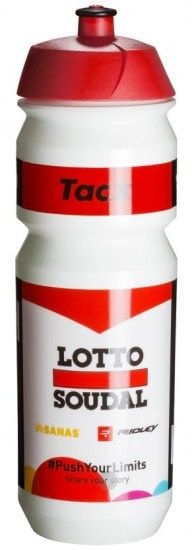 Tacx Bidón 750 Ml Lotto Soudal 2018