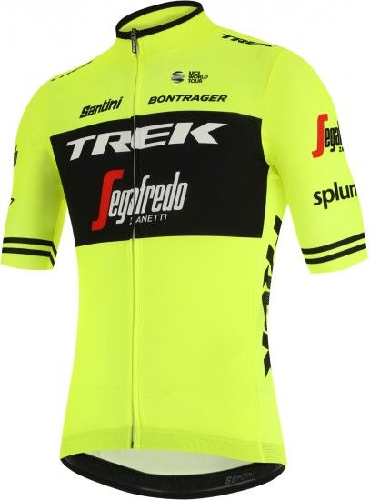 Santini Super Set De Ciclismo Del Equipo Training Edition Trek - Segafredo 2019
